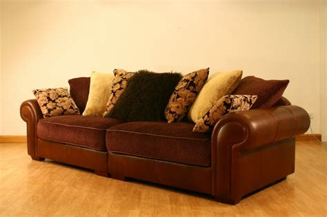 leather fabric 4 seater sofa soho review compare