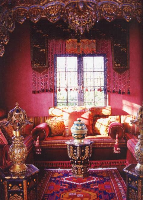 Moroccan Room by At Home With Fashion Designer Sue Wong Hgtv
