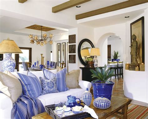 blue and white living room blue and white decor ahhhh the serenity renovator