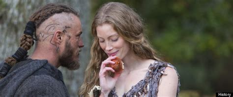 how many wives did ragnar lothbrok have vikings season finale michael hirst talks season 2 and