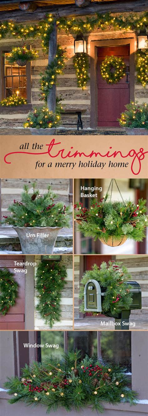 deck the halls all weather holiday decor easy and
