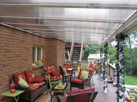 Porch Roof Plans by Clear Or Translucent Patio Covers And Sunroom Glazing