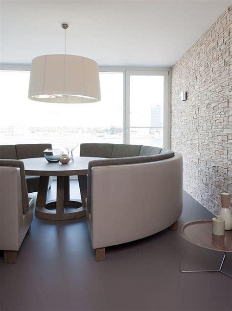 moderne eethoek met bank bank bij de eettafel cre 235 ert ruimte in jouw eethoek