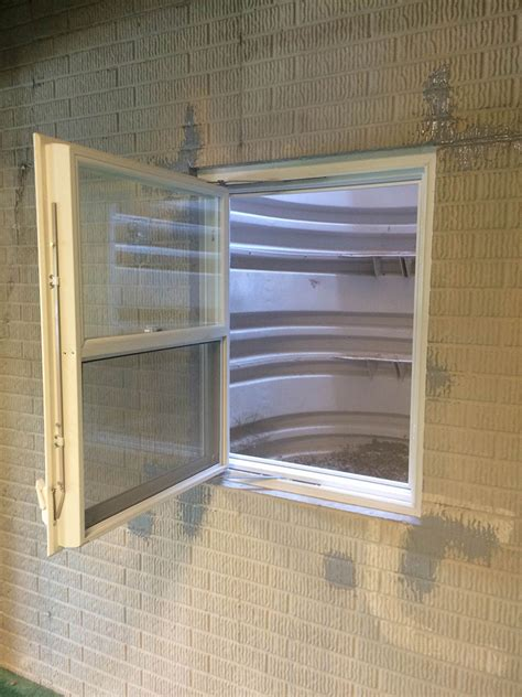 egress window installation in ripley wv basement doctor wv