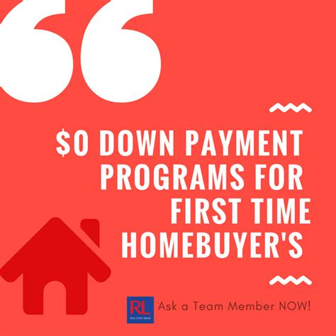 time home buyers in south dakota
