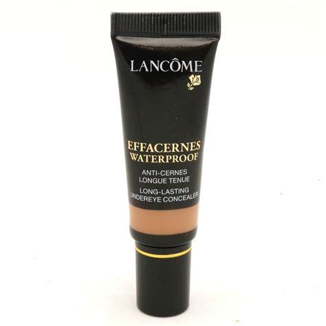 best lasting concealer lancome effacernes waterproof lasting undereye