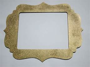 Photo Booth Frame Gold Photo Booth Frame Great As A Photo Booth Prop Or A
