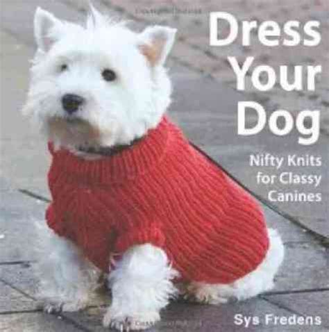 free knitting pattern for large dog coat pet couture knit your own dog fashions petslady com