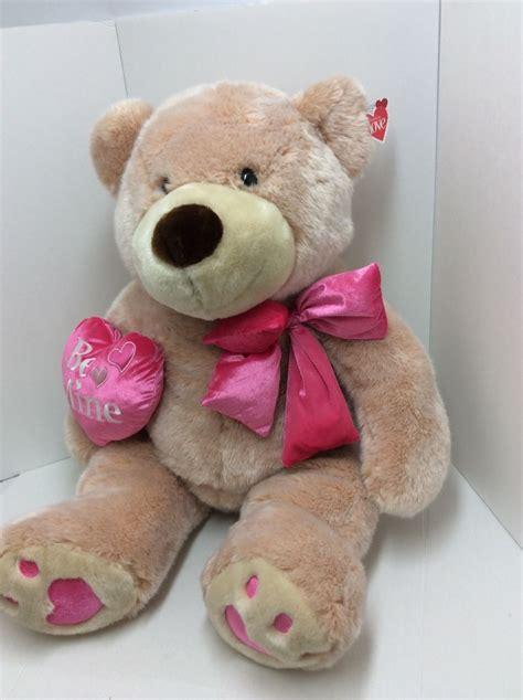 plush be mine walmart 38 quot pink bow light