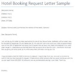 Reservation Letter Of Hotel Hotel Booking Confirmation Letter Archives Sle Letter