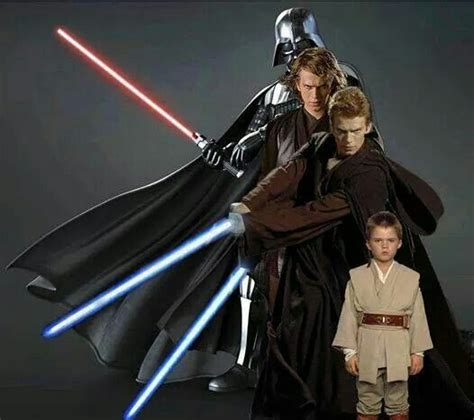 misteri film star wars anakin skywalker to darth vader star wars pinterest