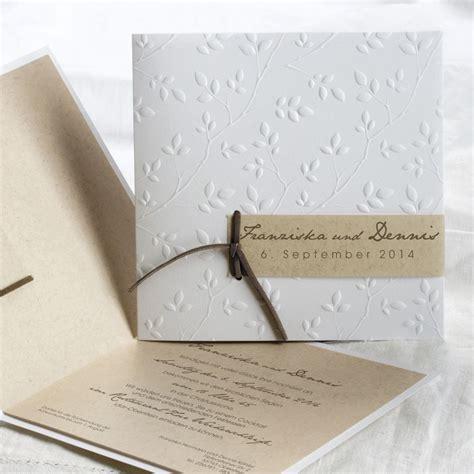 Hochzeitseinladungskarte Selbst Gestalten by Hochzeitseinladungskarten G 252 Nstig Hochzeitskarten