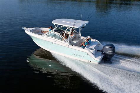 robalo boats annapolis md dual console fishing boats fishtalk magazine