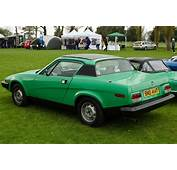 40 Years Of The Triumph TR7 Story Britains