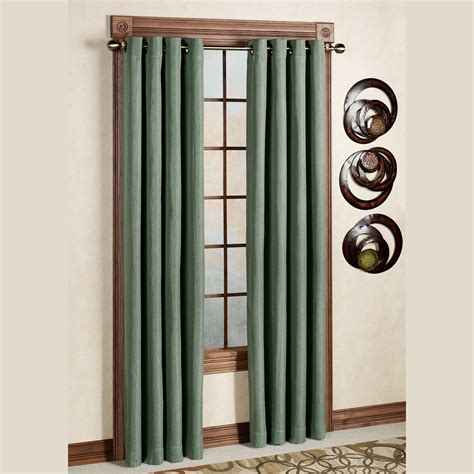 canvas grommet curtains canvas blackout grommet curtain panels