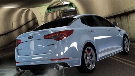 Kia Optima Modded Gta 4 Kia Optima Mod Gtainside