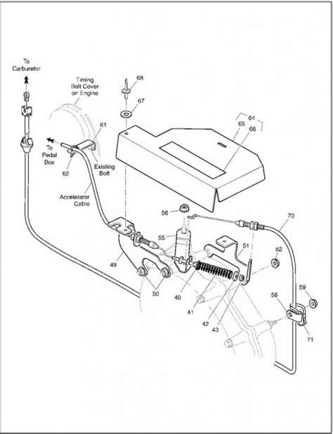 jacobsen golf cart wiring diagram murray lawn mower