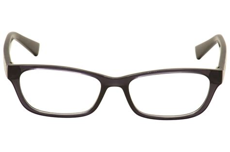 womens eyeglasses and 2015 designer frames from armani armani exchange women s eyeglasses ax3008 ax 3008 full rim