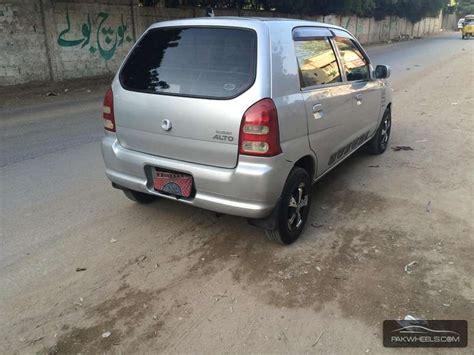 2003 Suzuki Alto Suzuki Alto 2003 For Sale In Karachi Pakwheels