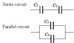 capacitor in parallel series capacitance in series and parallel calculator high accuracy calculation
