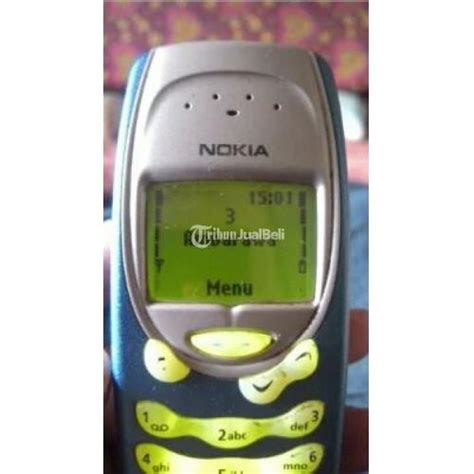 Hp Nokia Xl Di Bandung handphone nokia 3315 aksesoris lengkap mulus tangguh