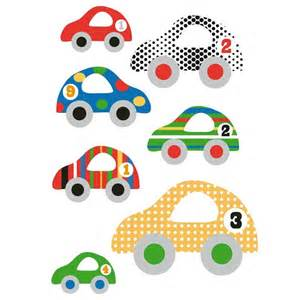 Decoration Chambre Ado Garcon #15: Sticker-chambre-enfant-voitures.jpg