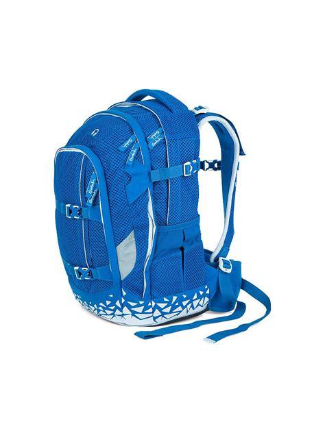 Ac Aqua 2 Pk satch schulrucksack quot satch pack aqua meshy quot blau