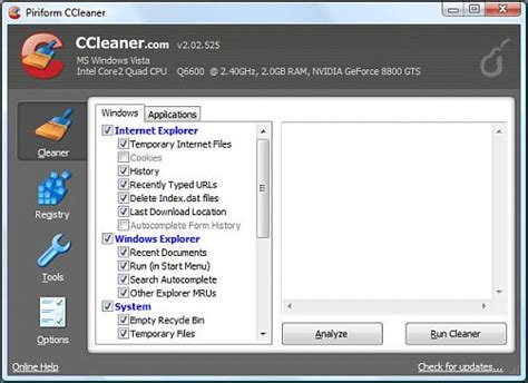 pc ram cleaner software free memory cleaner for pc clean and repair system ram