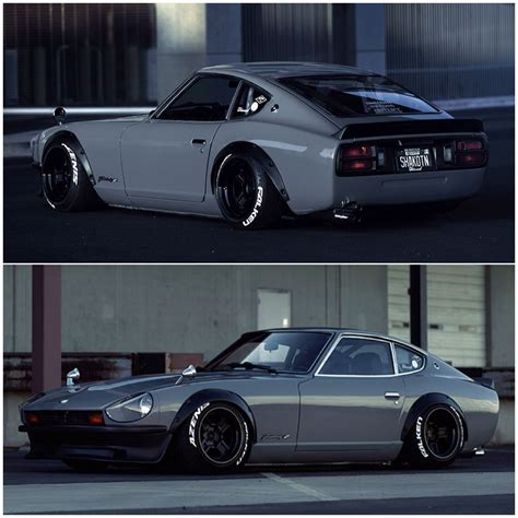fairlady z custom datsun 240z s30 fairlady z lowered stance jdm