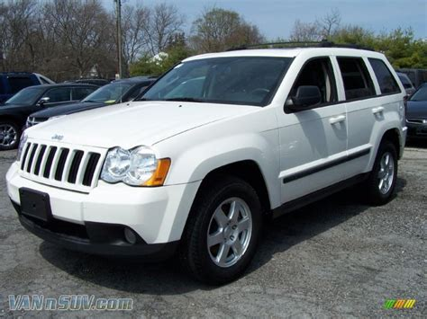 jeep grand cherokee laredo white 2008 jeep grand cherokee laredo 4x4 in stone white