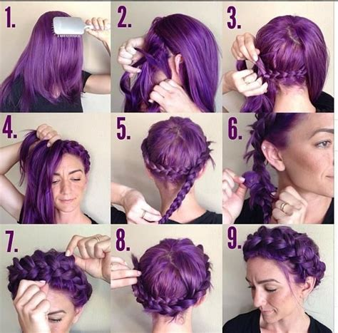 how to cut womens hair with double crown 25 best ideas about braided crown tutorial on pinterest