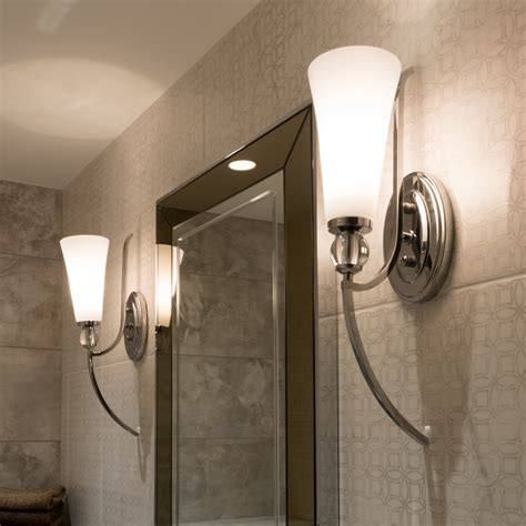 elegant bathroom lighting elegant modern bathroom wall l juliettes interiors