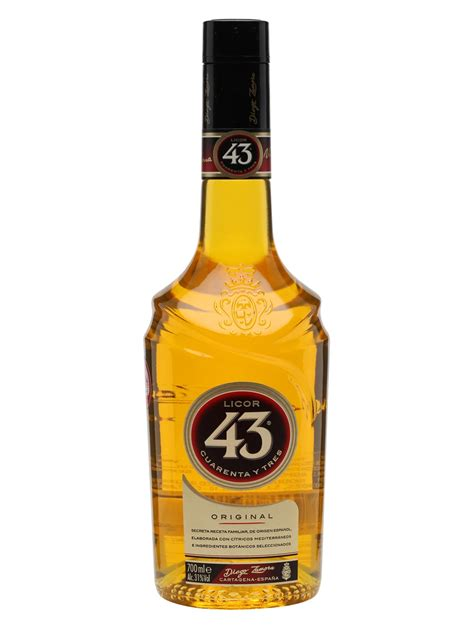 licor 43 cuarenta y tres liqueur the whisky exchange