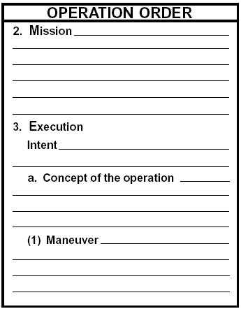 operations order template fantastic opord template elaboration exle resume ideas alingari