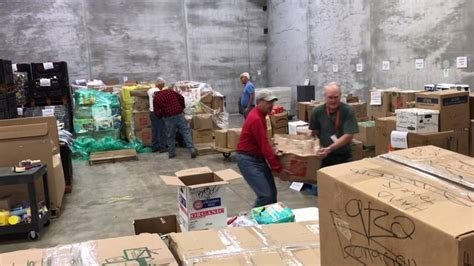 how local charities are affected when major disasters strike