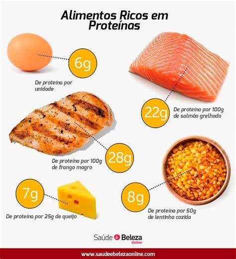 e proteina alimentos ricos em prote 237 nas saiba aproveitar seus