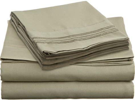 california king  thread count sheet set