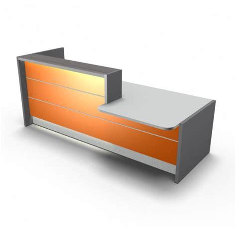 Dda Reception Desk by Reception Desk With Dda Module Valde Office