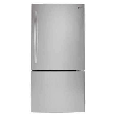 refrigerator with bottom freezer swing door maytag mbr2258xes 21 9 cu ft bottom freezer