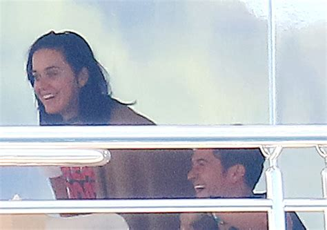 Orlando Blooms Rumer by Katy Perry Orlando Bloom Cuddle Up In The Riviera