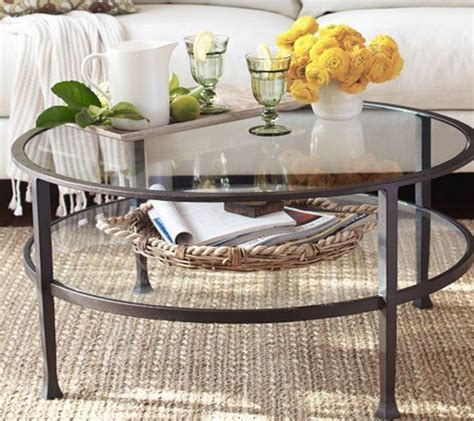 Coffee Table Decorations Glass Table Creative And Chic Glass Coffee Table Ideas