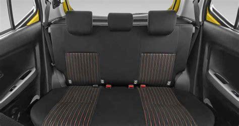 Lu Rem Belakang Agya kelebihan dan harga toyota agya facelift 2017 mobilmo
