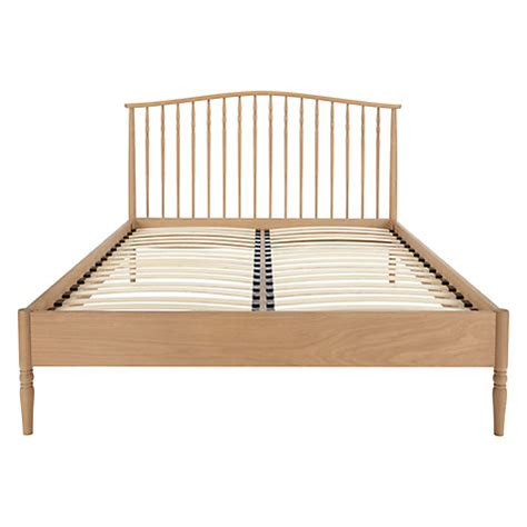 spindle bed frame buy lewis collection bala spindle bed frame lewis