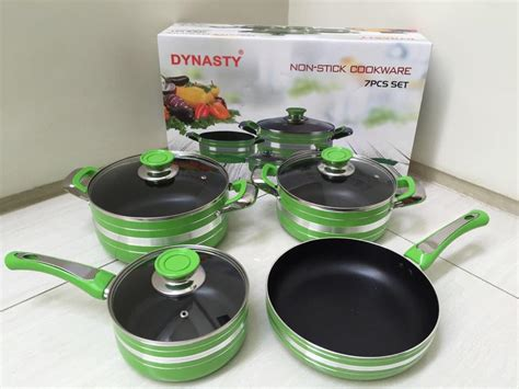 panci set dinasty 7 pcs like supra oxone