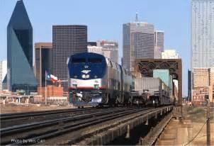 Amtrak Dallas To Amtrak 21 Departing Downtown Dallas