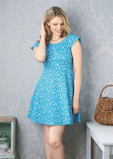 Betty Dress 1 sewing bee betty dress free sewing patterns sew magazine