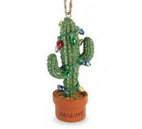 saguaro christmas tree ornament joe wilcox indian den