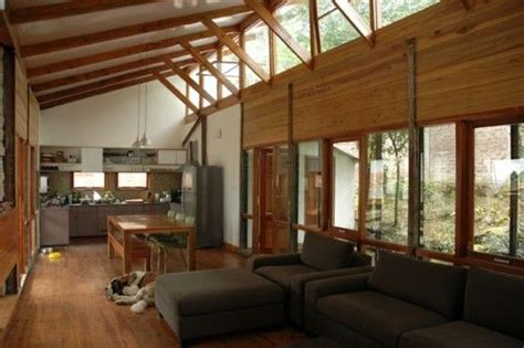 Clearstory Windows Plans Decor Clerestory Cabin Dogtrot My S Desire Pinterest