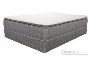 pillowtop king mattress corsicana allenton pillowtop king mattress set