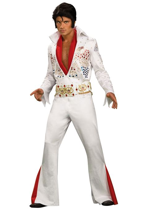 Elvis Wardrobe by Deluxe Elvis Costume